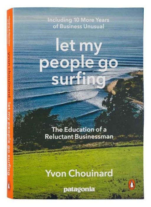 let my people go surfing book