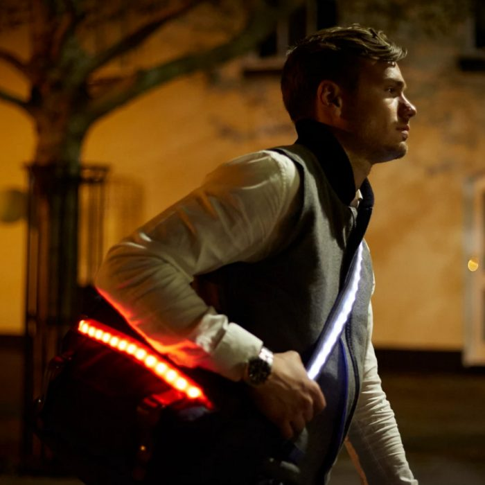 lumo lighted messenger