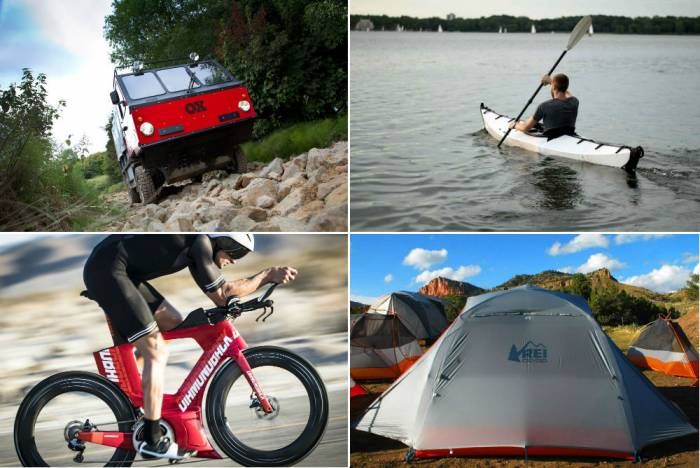 1) First Look REI Upgrades u0027Quarter Domeu0027 Tent For 2017 & Fastest Bike Origami Kayak 2017 REI Tent: GearJunkie Week In Review