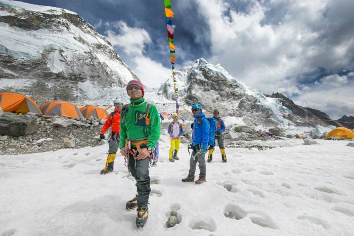 Everest Air Sherpas