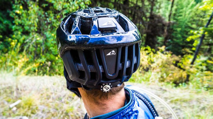 bolle the one road mountain biking rear