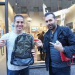 Winners with Altmont 3.0 Backpack and Classic Swiss Army Knife