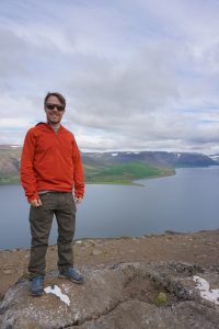 Hiking in Iceland in Kuhl Pants