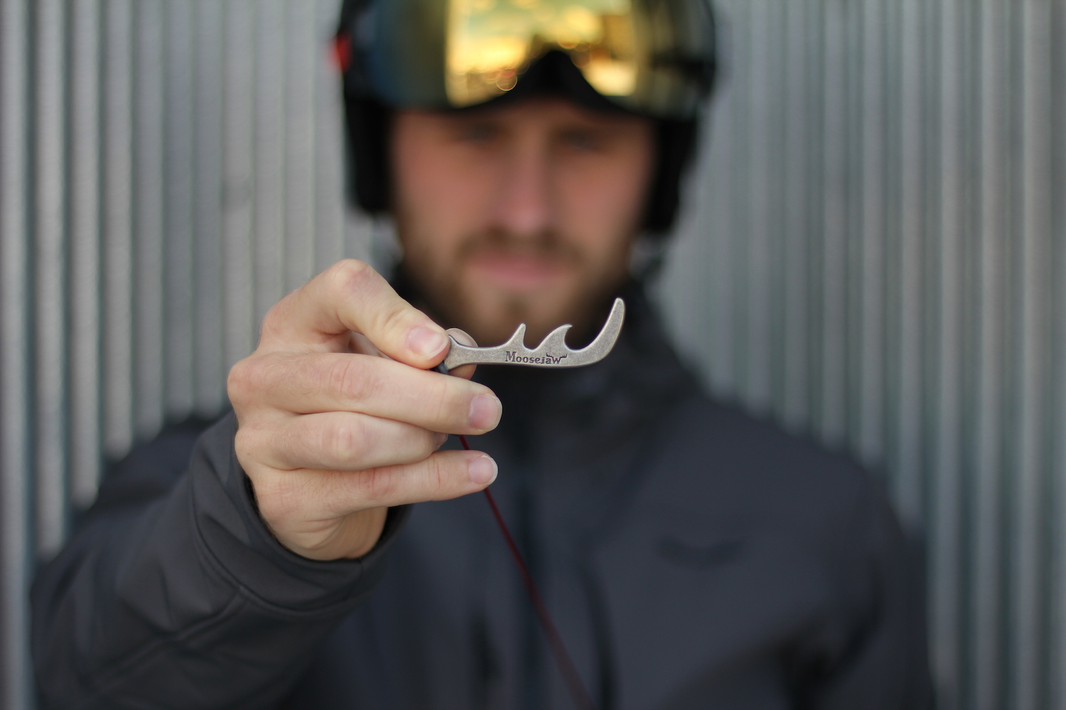 moosejaw jacket bottle opener