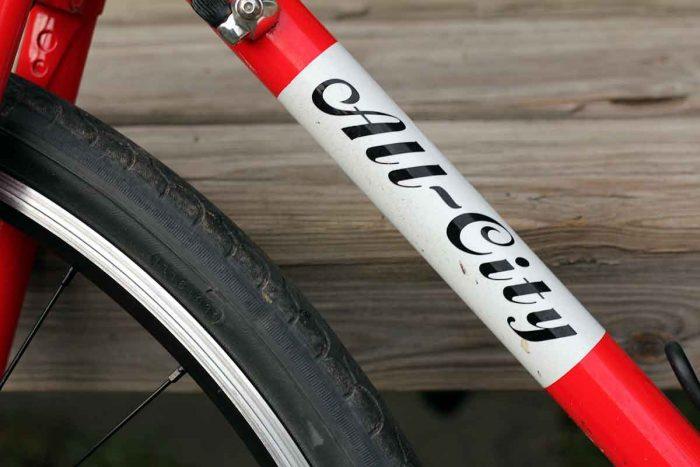 All-City bike frame