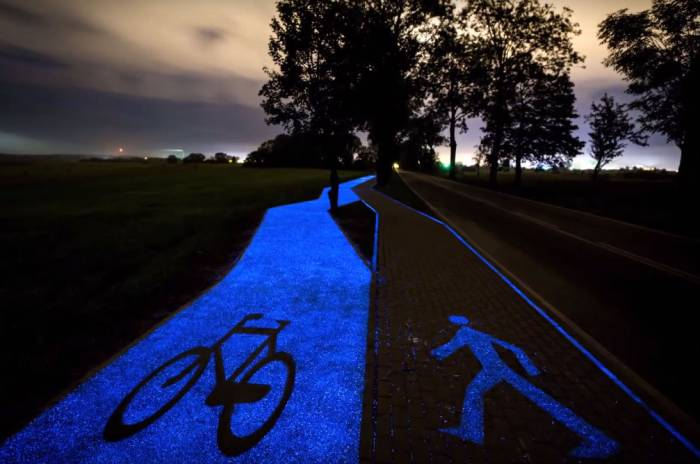 bike-and-ped-glow-in-dark-path