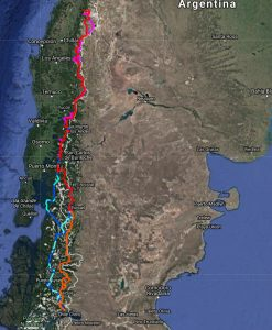 Greater Patagonia Trail