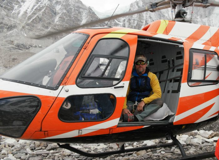 Everest Air Sherpas Alpine Rescue