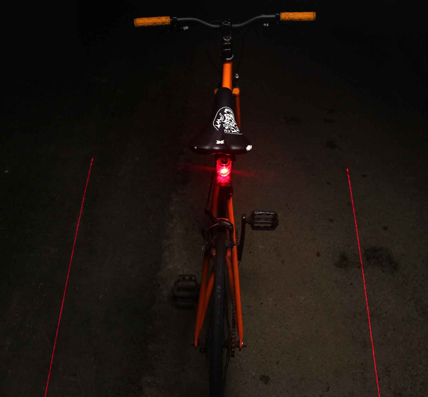 Bicycle lamp: a review of models 6