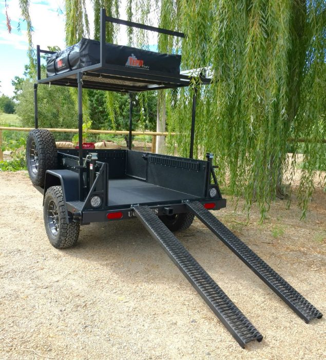 Ugoat Multi Trailer Is A Bombproof Tow Behind
