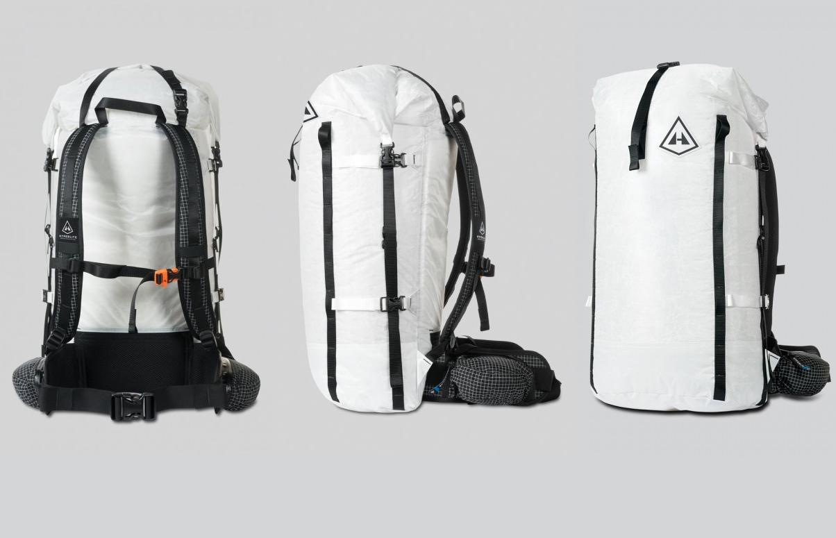 Toughest Climbing Pack  Dyneema 2400 Porter Reviewed  b1e96cc05c