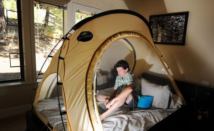 adrian ballinger oxygen tent