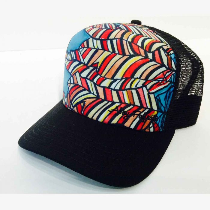 art-4-all-hat-red-quill-cap