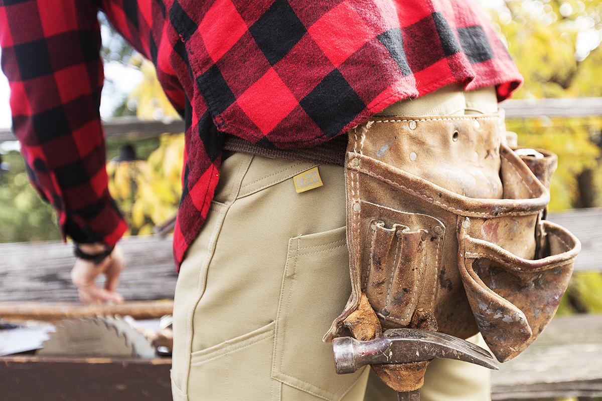1620 work pants