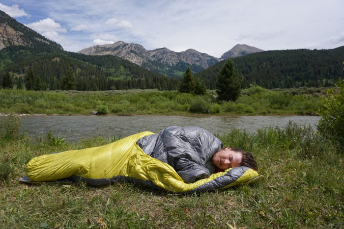 Backcountry Bed Elite Sleeping Bag review