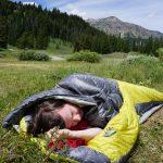 Backcountry Bed Elite Sleeping Bag Side Sleeper