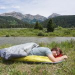 Backcountry Bed Elite Sleeping Bag Stomach Sleeper