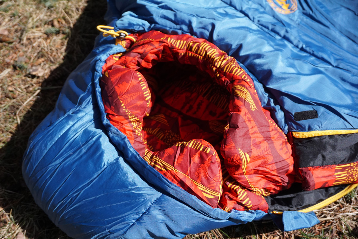Big Agnes Haybro Sleeping Bag review