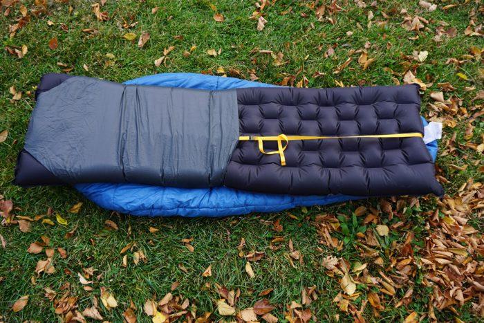 Big Agnes Sleeping Bag and Pad System