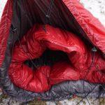 Brooks-Range Mountaineering Elephant Foot Sleeping Bag Insied