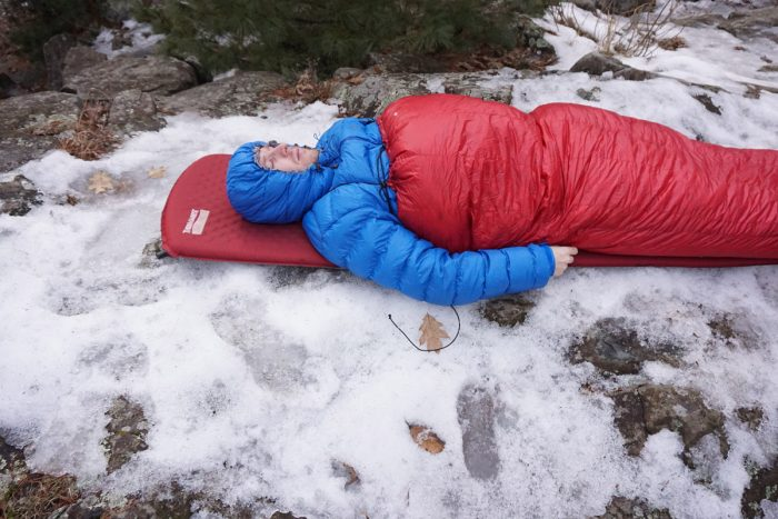 Brooks-Range Mountaineering Elephant Foot Sleeping Bag review