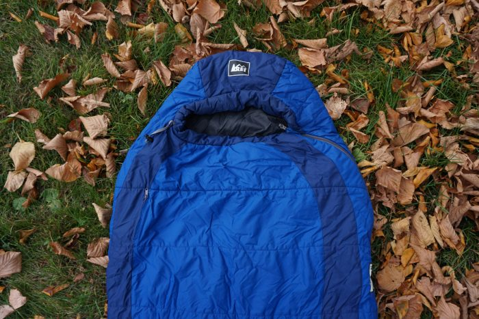 REI Lumen Sleeping Bag review
