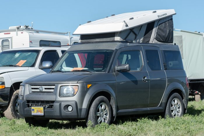 pop top honda & Roof-Top Tents: A Primer