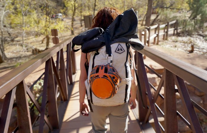 dyneema backpack review