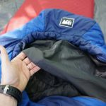 Pillow Pocket on REI Lumen Sleeping Bag