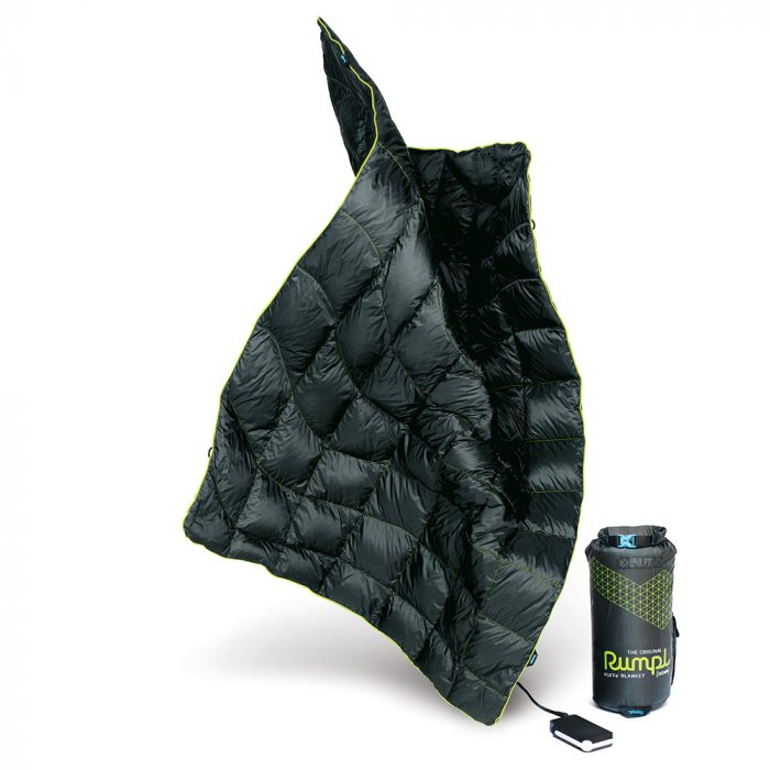 puffe electric outdoors blanket