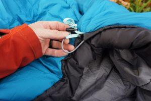 REI Trail Pod Sleeping Bag Cinch Cords