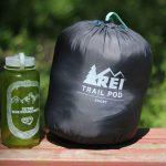 REI Trail Pod Sleeping Bag In Stuff Sack
