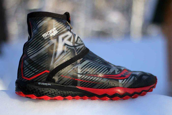 Saucony Razor Ice Running Shoe