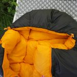 The North Face Superlight Sleeping Bag Draft Collar