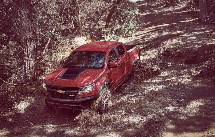 Chevy Colorado ZR2