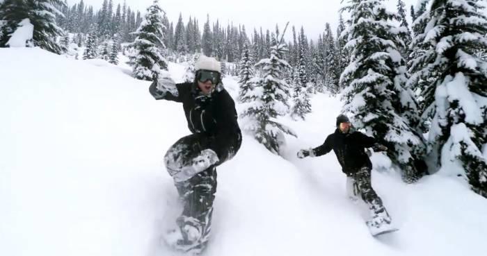 glue-snowboard-video