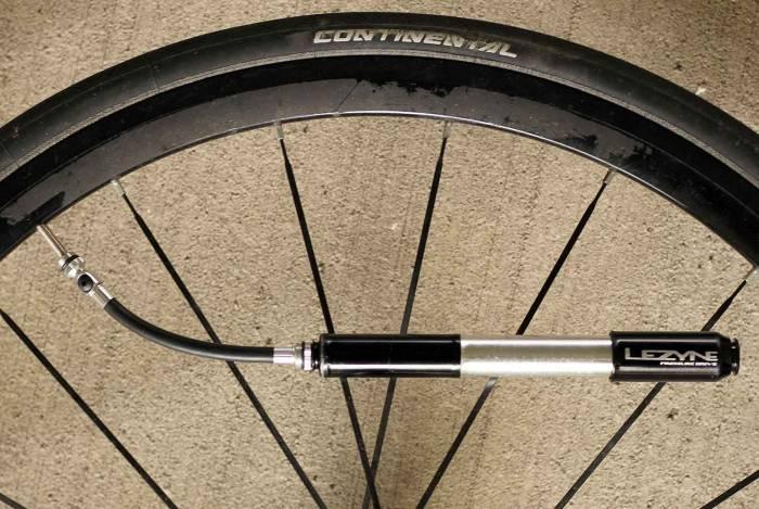 Lezyne Pressure Drive bike pump