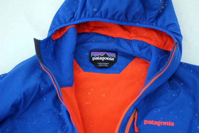 Comfort and breathability are hallmarks of the Patagonia Nano-Air Light Hoody