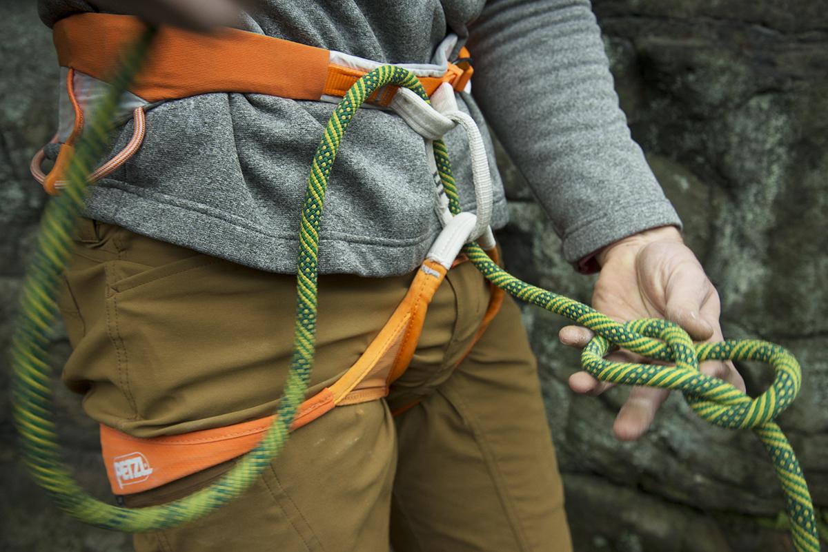 Petzl Sitta Harness Harness Orange S