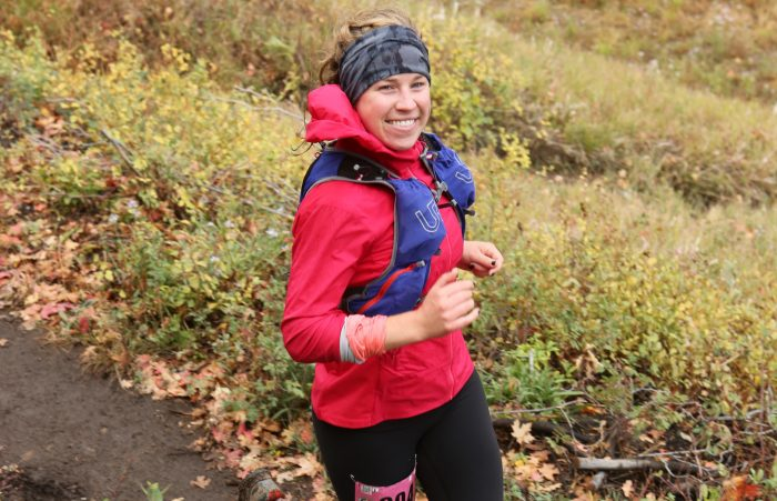 Ultra Vesta women's trail running vest review
