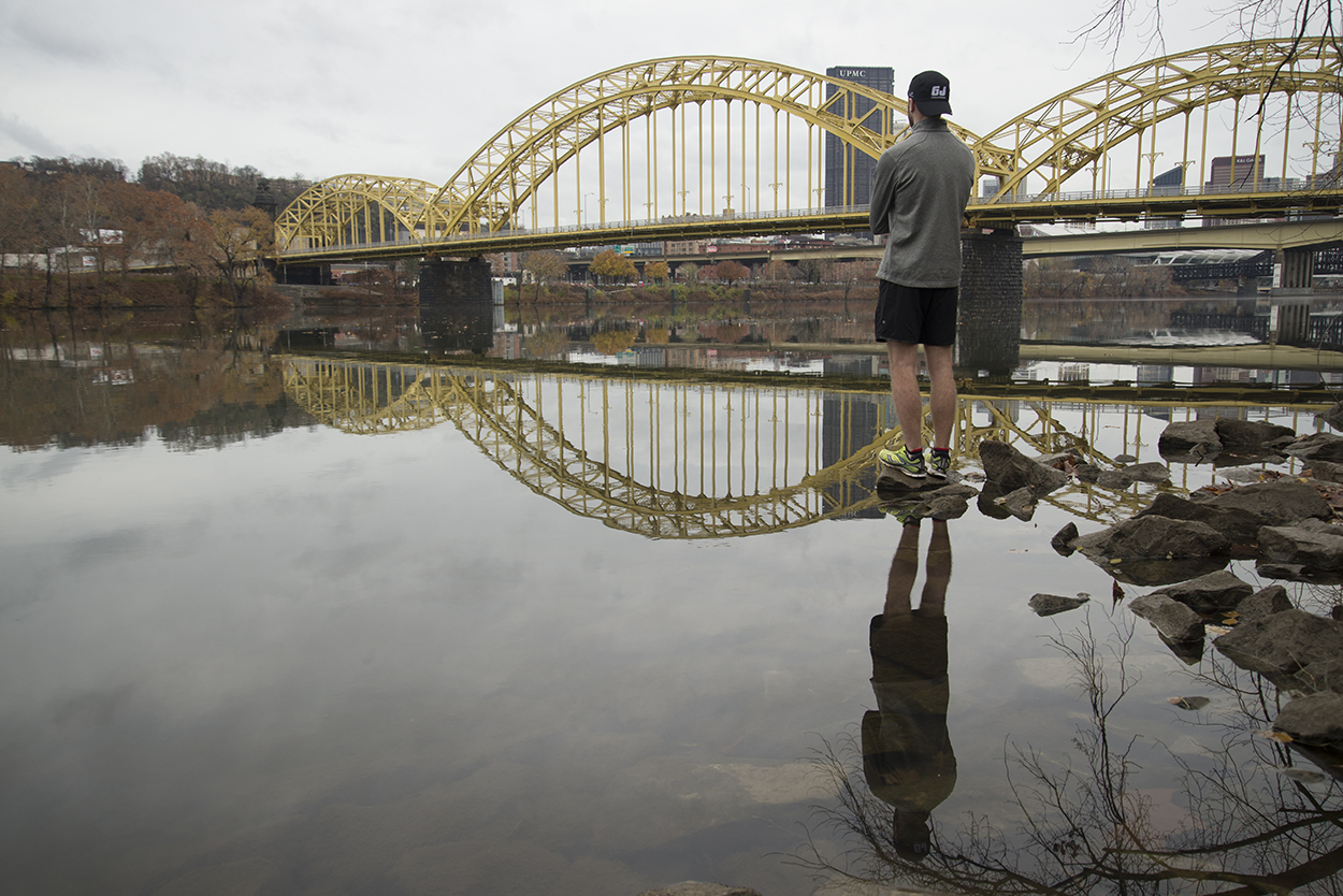 the running of the bridges pittsburgh