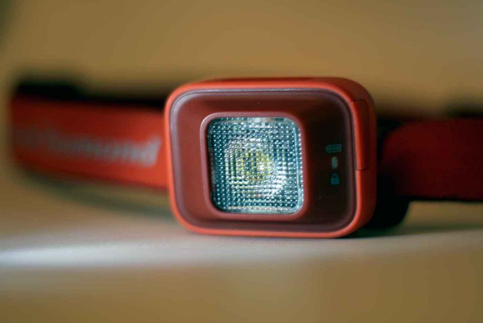 Iota headlamp by Black Diamond