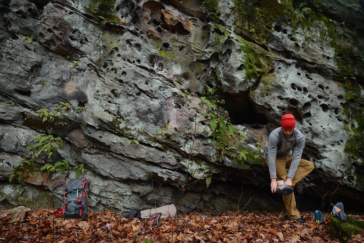bouldering pittsburgh