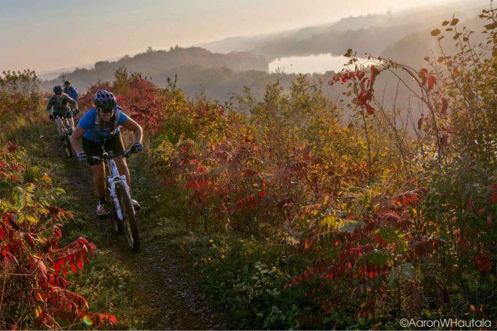 cuyuna mountain biking