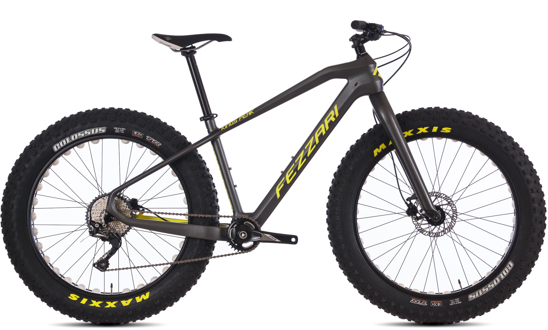 Fezzari: A Custom Carbon Fatbike Under $2K | GearJunkie