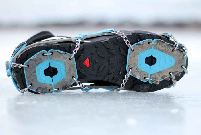yaktrax summit ice-spikes