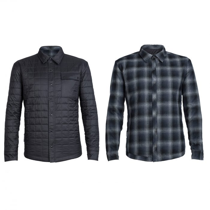 icebreaker MerinoLOFT Helix Reversible Shirt