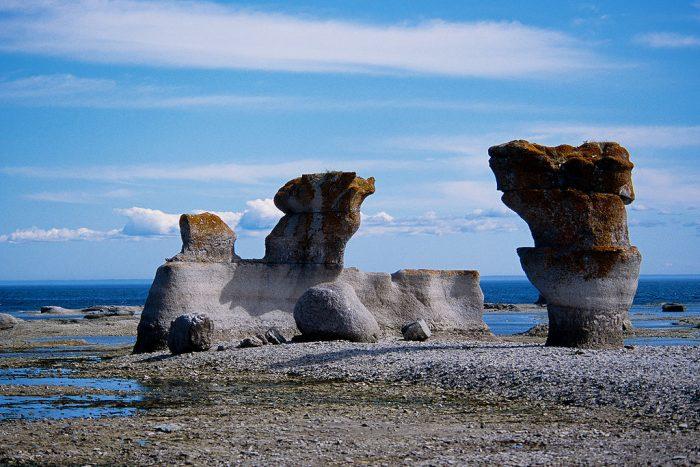 Mingan Archipelago National Park Reserve, Quebec