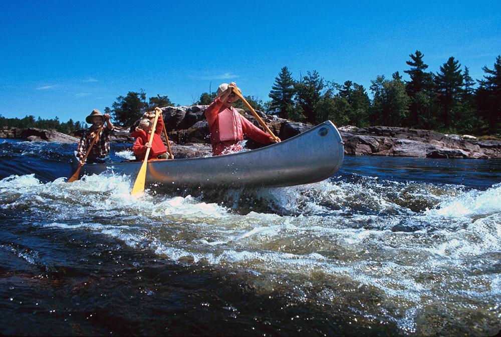 Excerpt: How Aluminum Revolutionized The Canoe | GearJunkie