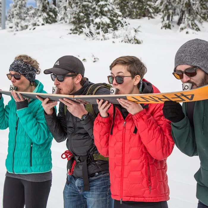 Looptworks Shot Ski